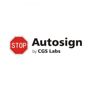 Autosign