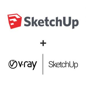 Pachet SketchUp Pro si V-Ray for SketchUp