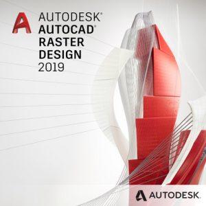 AutoCAD Raster Design 2019