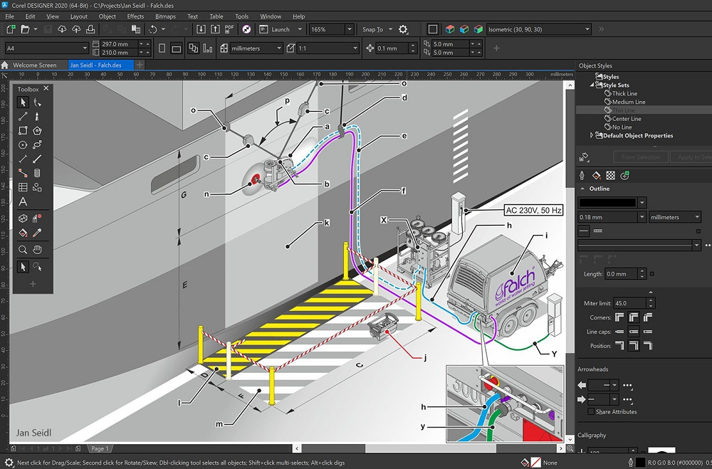 coreldraw-technical-suite-cadware-engineering