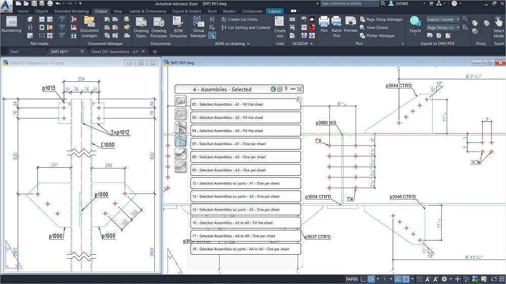 5advance-steel-autodesk-cadware-engineering